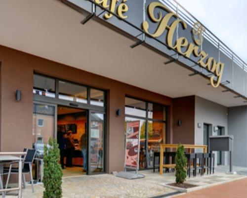 Cafe Herzog Muhr Am See Gewerbepark