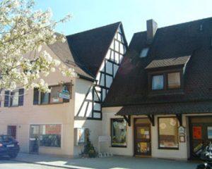 Bäckerei Herzog: Filiale und Standort Mehr am See, Konditorei und Cafe